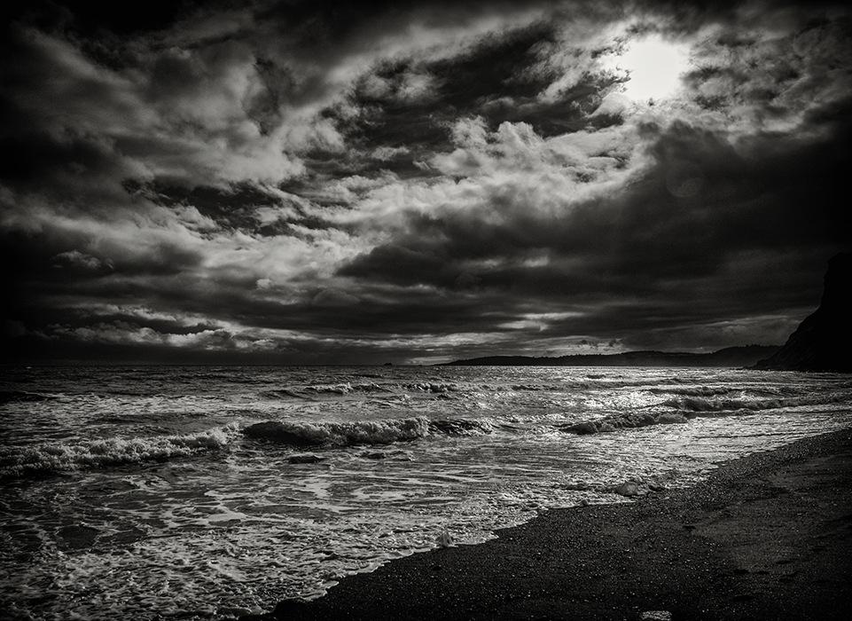 photoblog image Ness Beach.Shaldon.